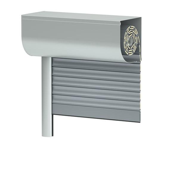 vorbau rollladenkasten rollgeformt mit viertelrunder revisionsklappe anpassbares system p h. Black Bedroom Furniture Sets. Home Design Ideas